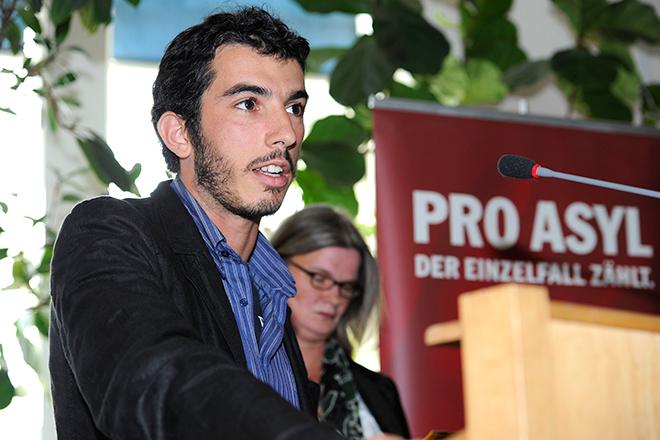 Gabriele del Grande, PRO ASYL-Preisträger 2010