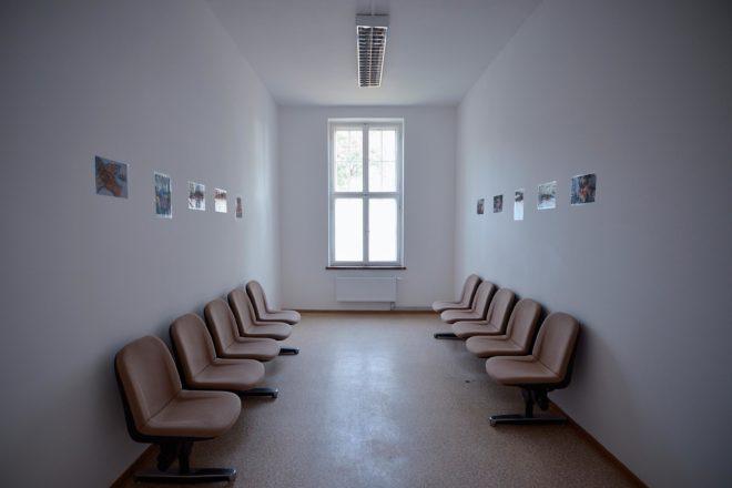 Warteraum in der Erstaufnahmeeinrichtung für Geflüchtete Leipzig Dölitz. Foto: flickr / Caruso Pinguin