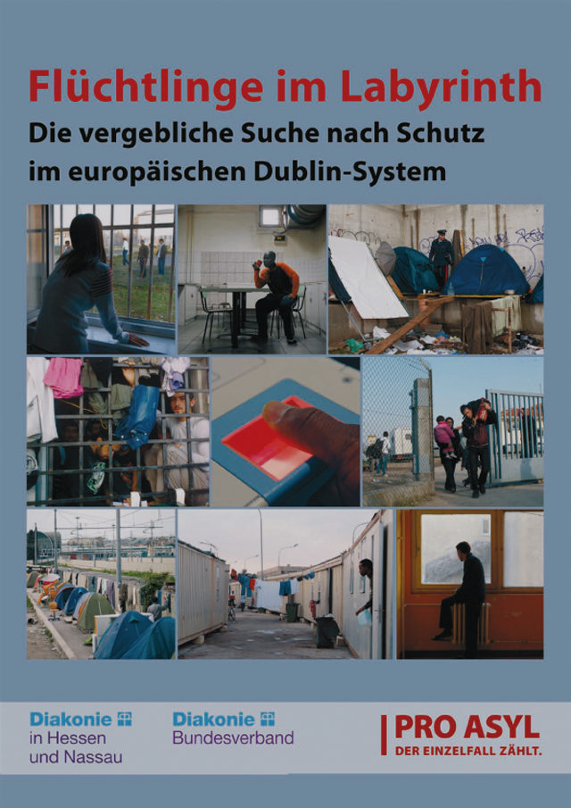 PRO_ASYL_Bericht_Flüchtlinge_im_Labyrinth_2012_Cover