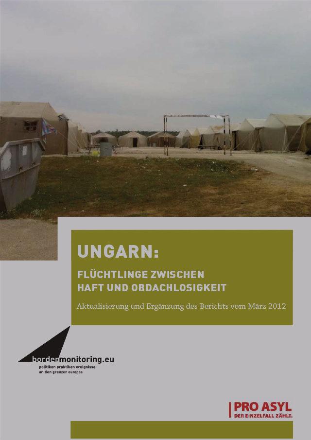 PRO_ASYL_Bericht_Ungarn_Update_Okober_2013