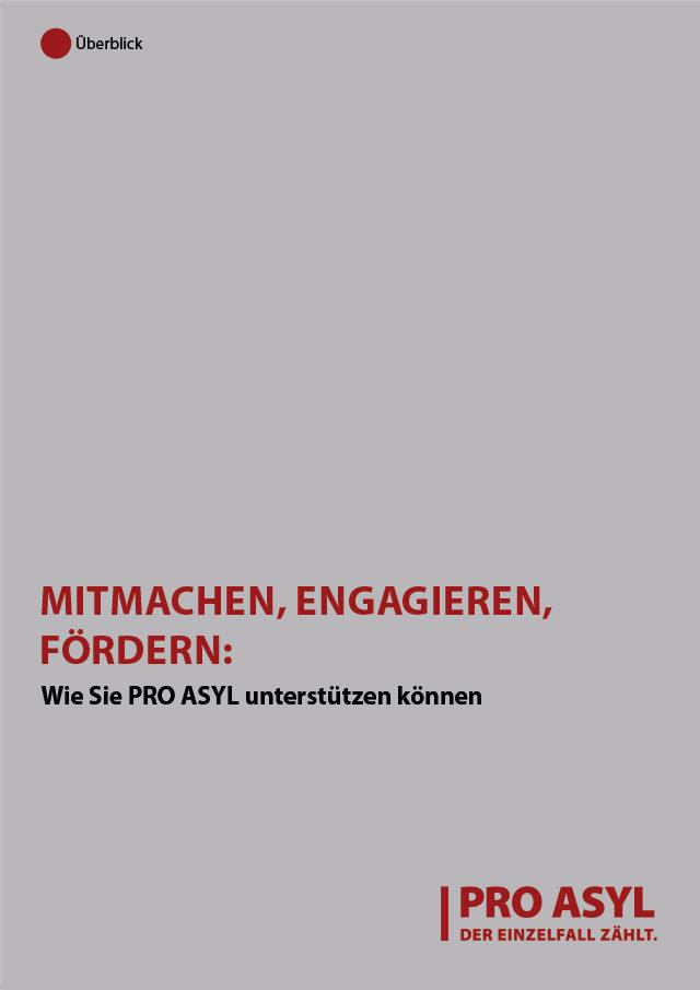PRO_ASYL_Broschuere_Mitmachen_Engagieren_Foerdern_Unterstuetzer_2015