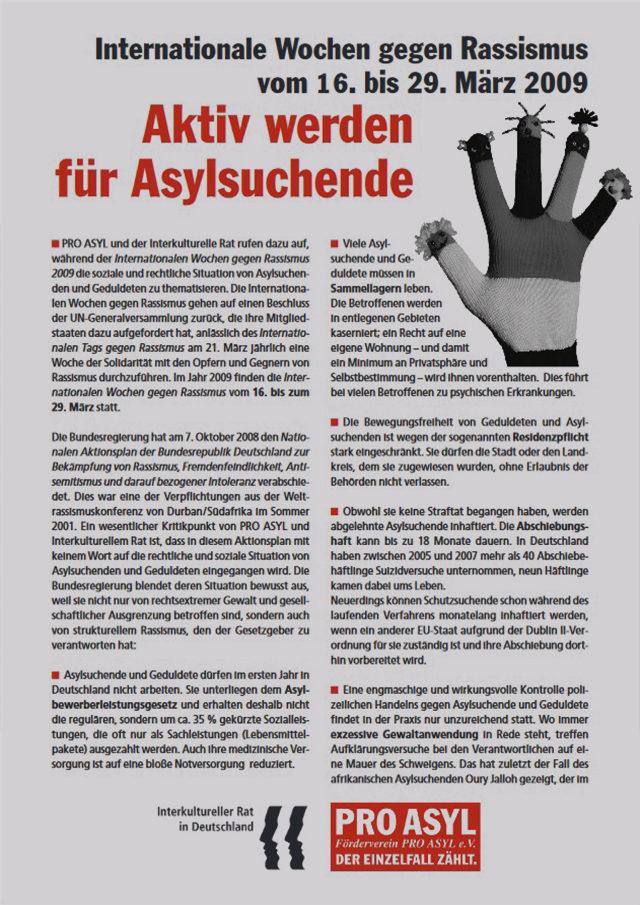 PRO_ASYL_Faltblatt_Aktiv_Werden_Februar_2009_Cover