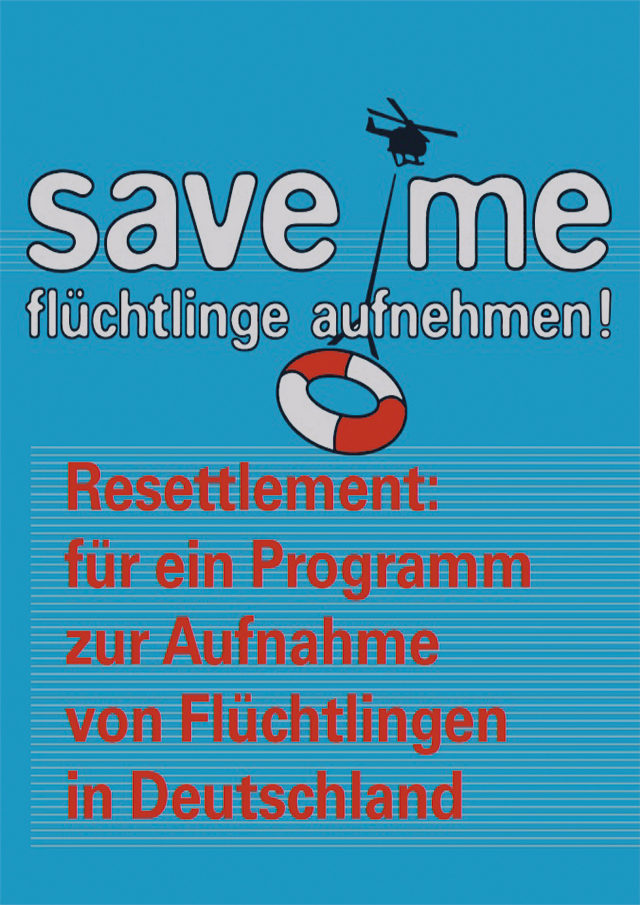 PRO_ASYL_Faltblatt_Save_Me_2008_September_2008_Cover