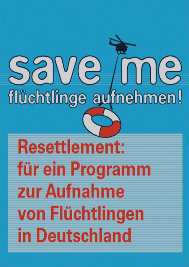 PRO_ASYL_Faltblatt_Save_Me_September_2009_Cover