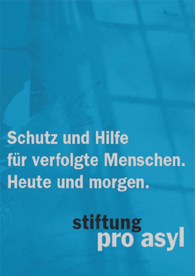 PRO_ASYL_Faltblatt_Stiftung_Schutz_Hilfe_2009_Cover