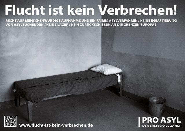 PRO_ASYL_Flyer_Flucht_Ist_Kein_Verbrechen_2012_Materialcover