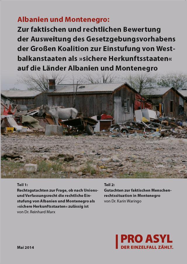 PRO_ASYL_Gutachten_zu_Einstufung_von_Albanien_und_Montenegro_als_sichere_Herkunftslaender_Juni_2014