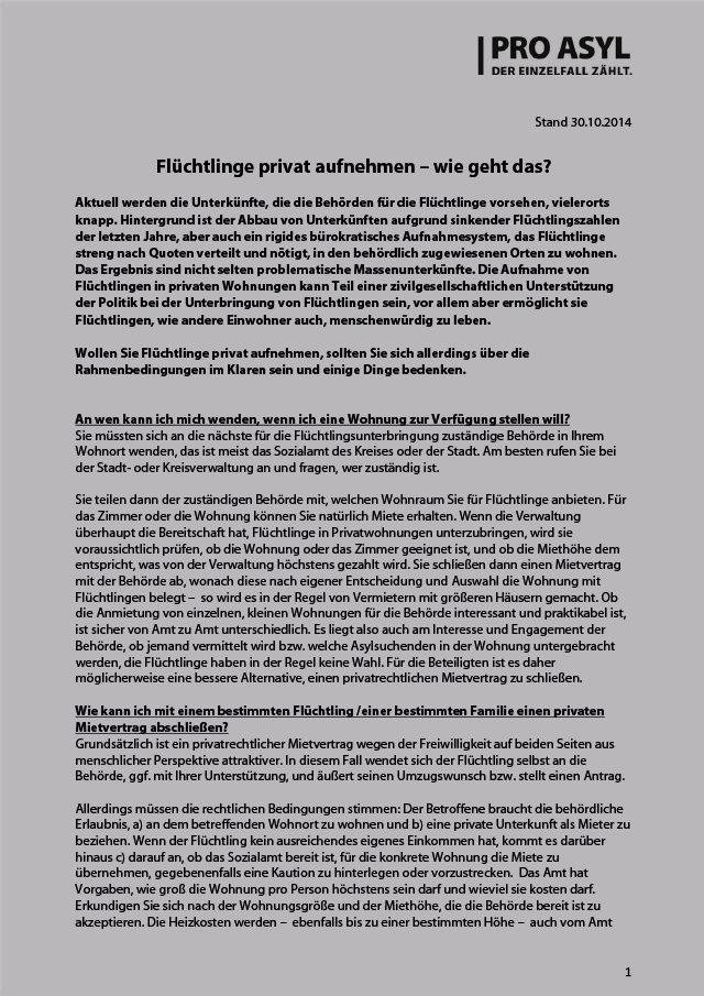 PRO_ASYL_Infopapier-Fluechtlinge_privat_aufnehmen-November_2014