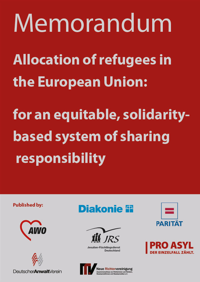 PRO_ASYL_Memorandum_Dublin_Allocation_of_refugees_in_the_European_Union_March_2013