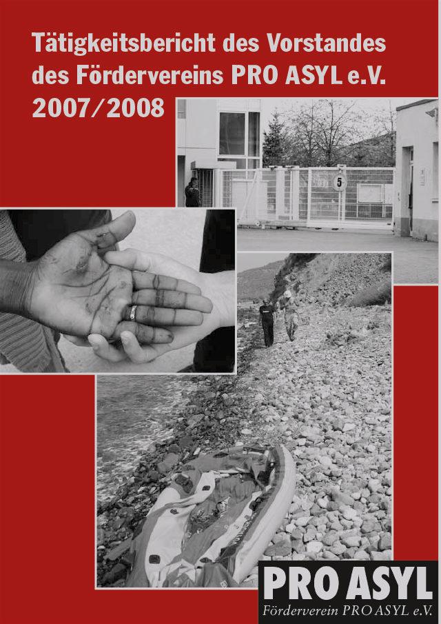 PRO_ASYL_Taetigkeitsbericht_2007-2008_MaterialCover