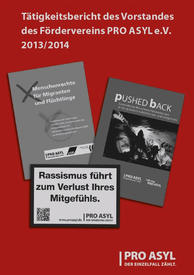 PRO_ASYL_Taetigkeitsbericht_2013-2014_MaterialCover