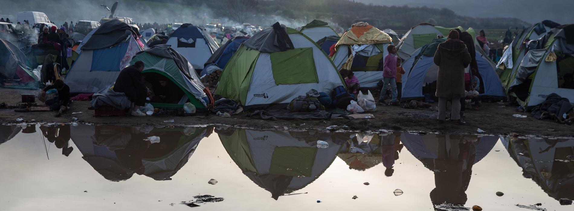 Balkanroute Foto: Björn Kietzmann