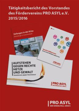 Tätigkeitsbericht 2015/2016