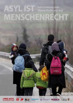 Asyl ist Menschenrecht 2. Ausgabe