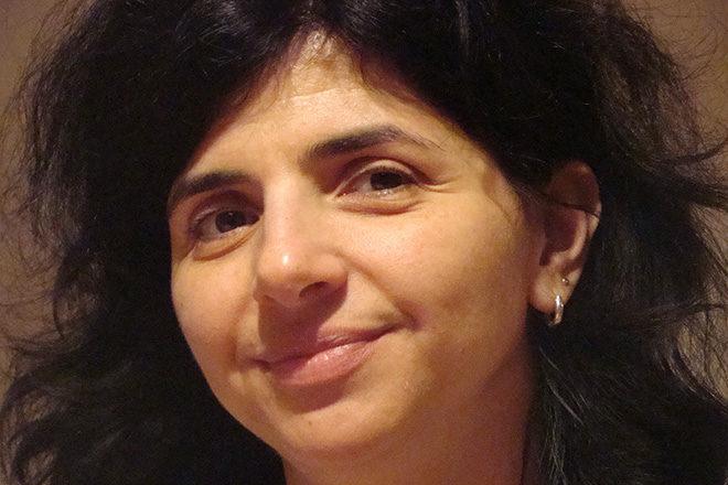 Portraitfoto Anikó Bakonyi