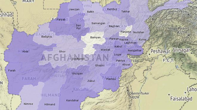 Afghanistan ist nicht sicher – eine interaktive Karte | PRO ASYL