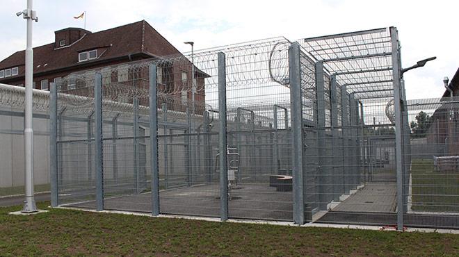 Abschiebehaftanstalt in Glückstadt