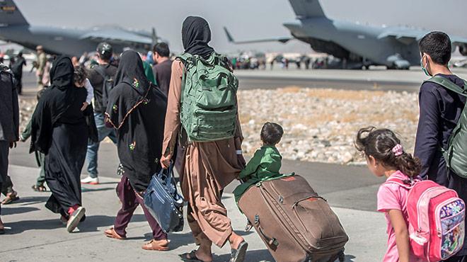 Evakuierung Kabul Flughafen