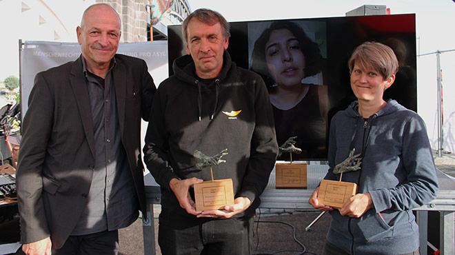 Menschenrechtspreis von PRO ASYL 2021